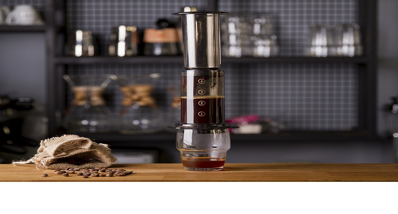How To Make Aeropress Coffee Method 1 Aerobie Rsl