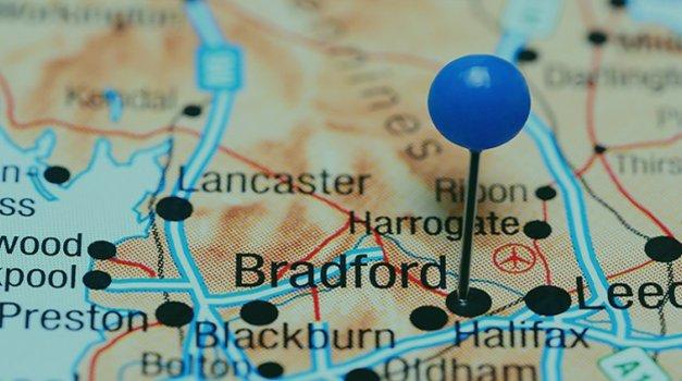 Bradford map