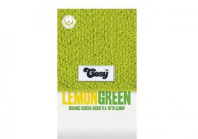 Cosy Tea <br> Lemon Green