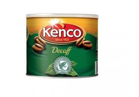Kenco <br> Decaf Tin
