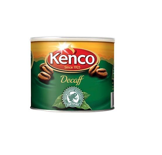 kenco coffee tin