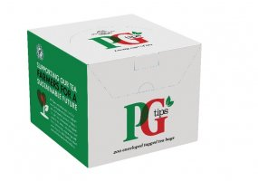 PG Tips <br> Enveloped Bags