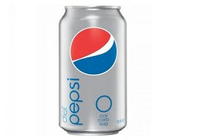 Pepsi Diet Can