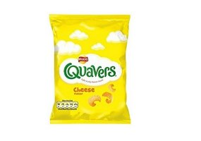 Quavers Cheese Crisps