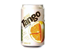Tango Orange Sugar Free Can
