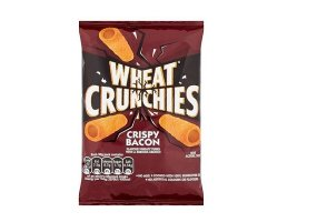 Wheat Crunchies Crispy Bacon Crisps