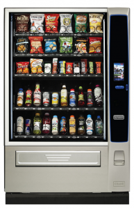 leisure centre vending