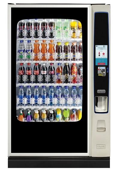 Bevmax vending machine