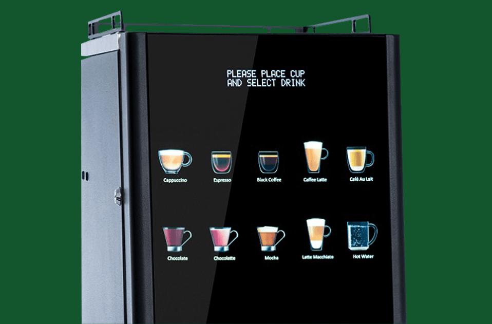vitro S3 coffee machine