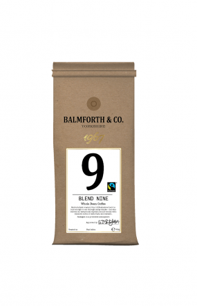 Blend 9 – Fairtrade Medium/Dark roast