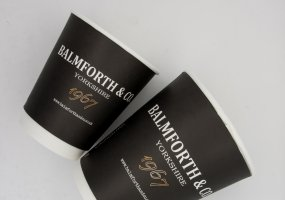 Balmforth & Co Takeaway Cups
