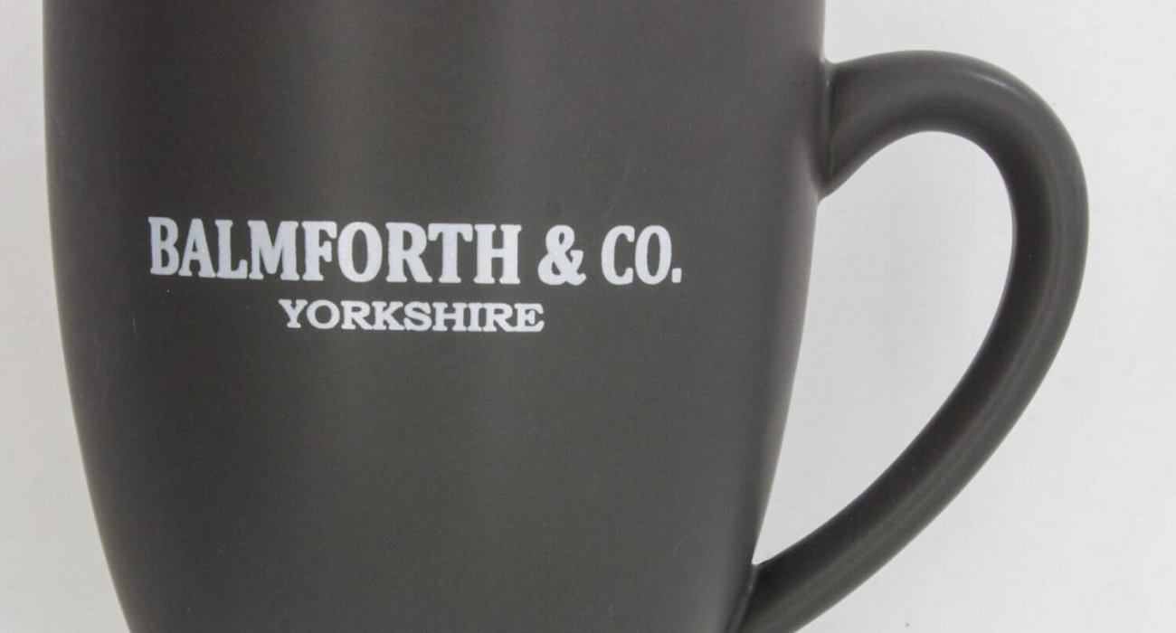 b&co coffee mug