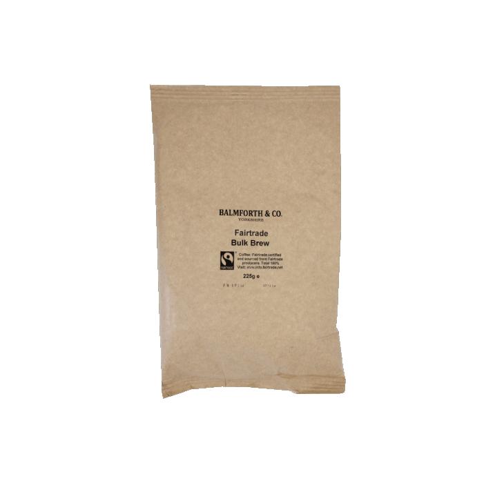 fairtrade bulk brew coffee