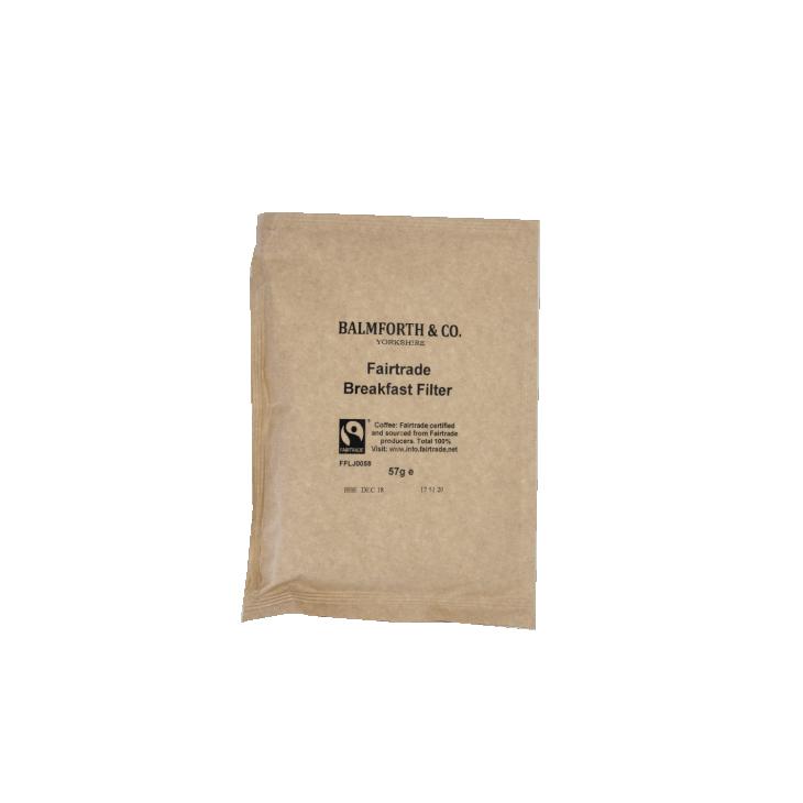 fairtrade breakfast filter coffee