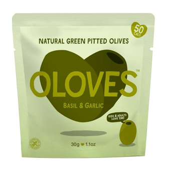 technology in vending - oloves snack