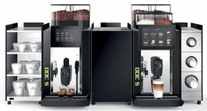 bean to cup coffee machine RSL 300 rex royal optional extras