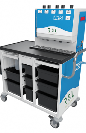 Ward Beverage Trolley