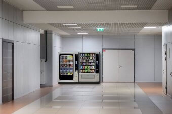 coffee machine and vending machine supplier