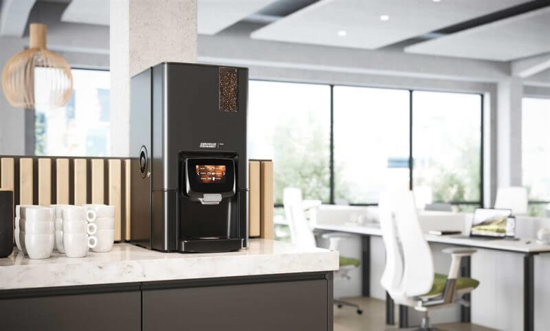 sego bean to cup coffee machine