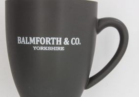 Balmforth and Co coffee cup