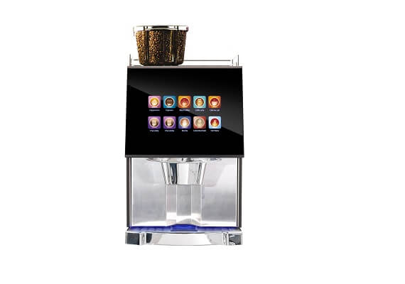vitro coffee machine