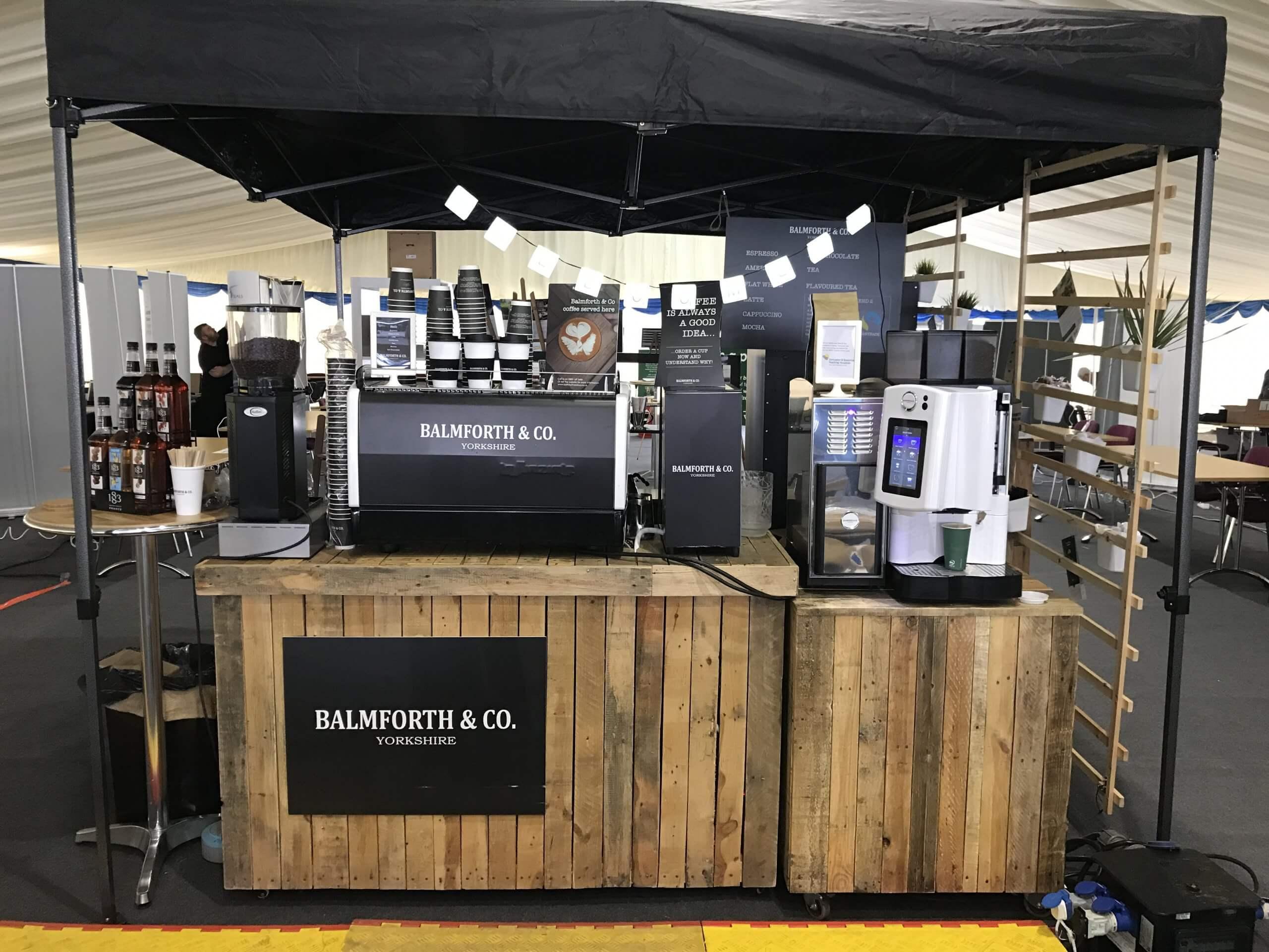 Balmforth co coffee
