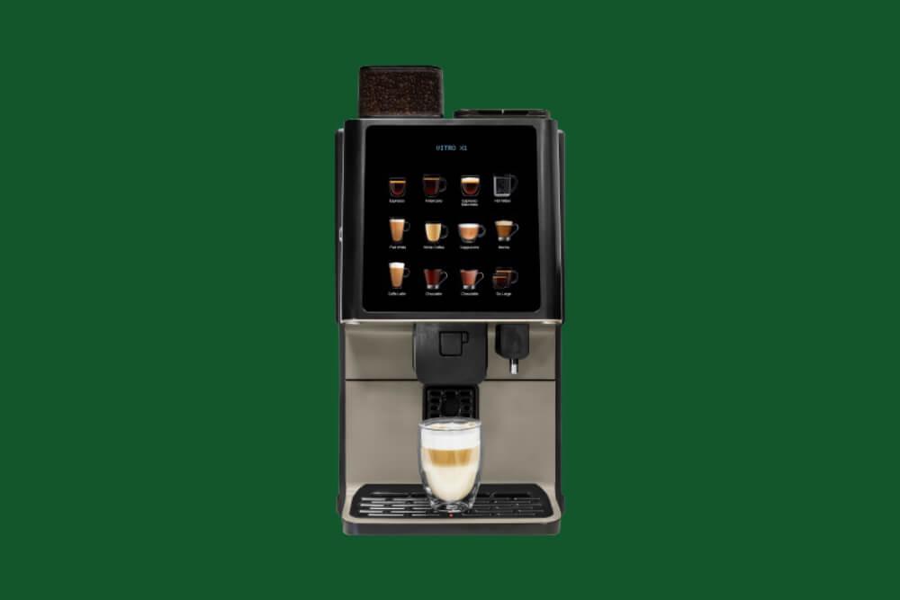 vitro table top coffee machine