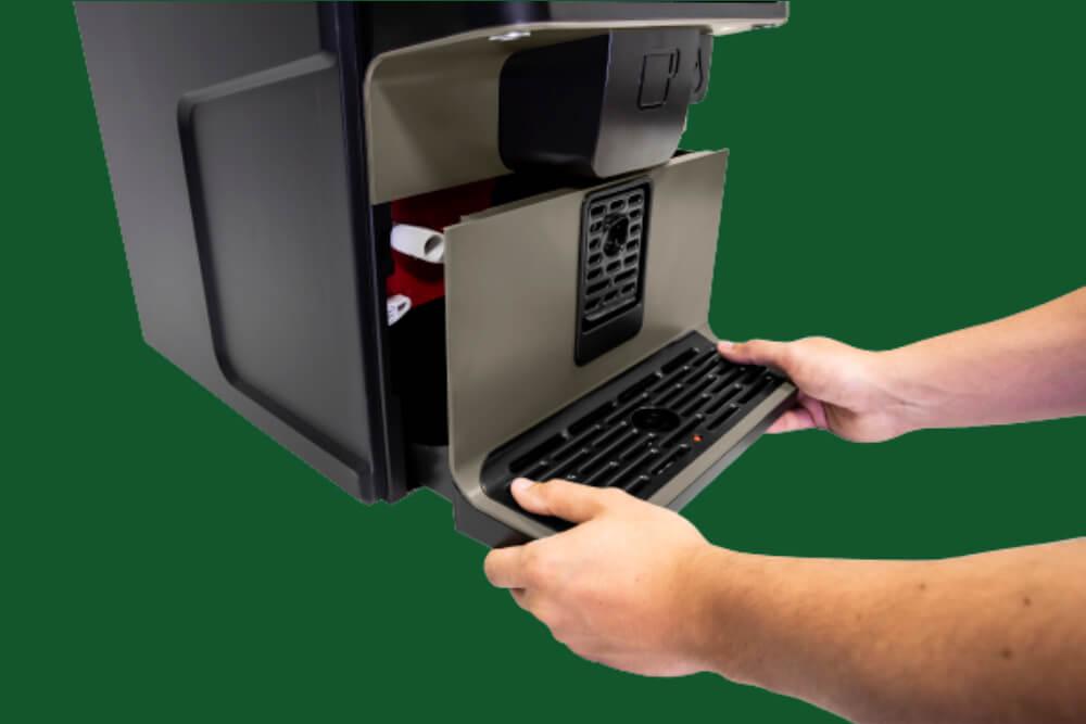 vitro tabletop coffee equipment