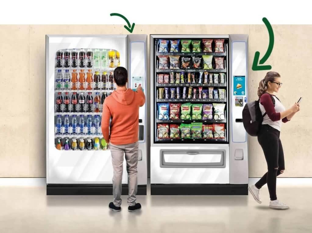 vending ads