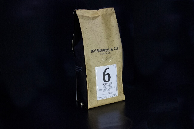 Commercial coffee machine ingredients