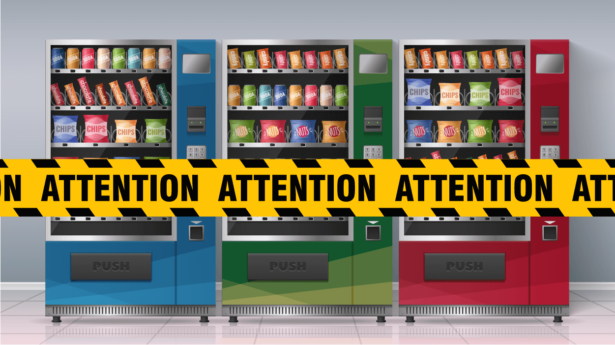 The end of vending machines